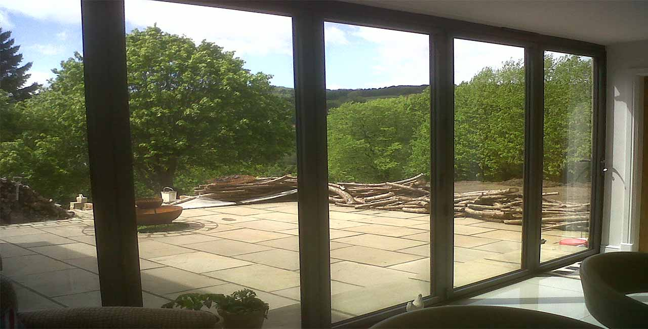 5 Panel Bifolding Door derbyshire derby