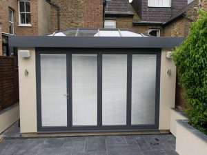 4 Panel Bifold doors Sheffield