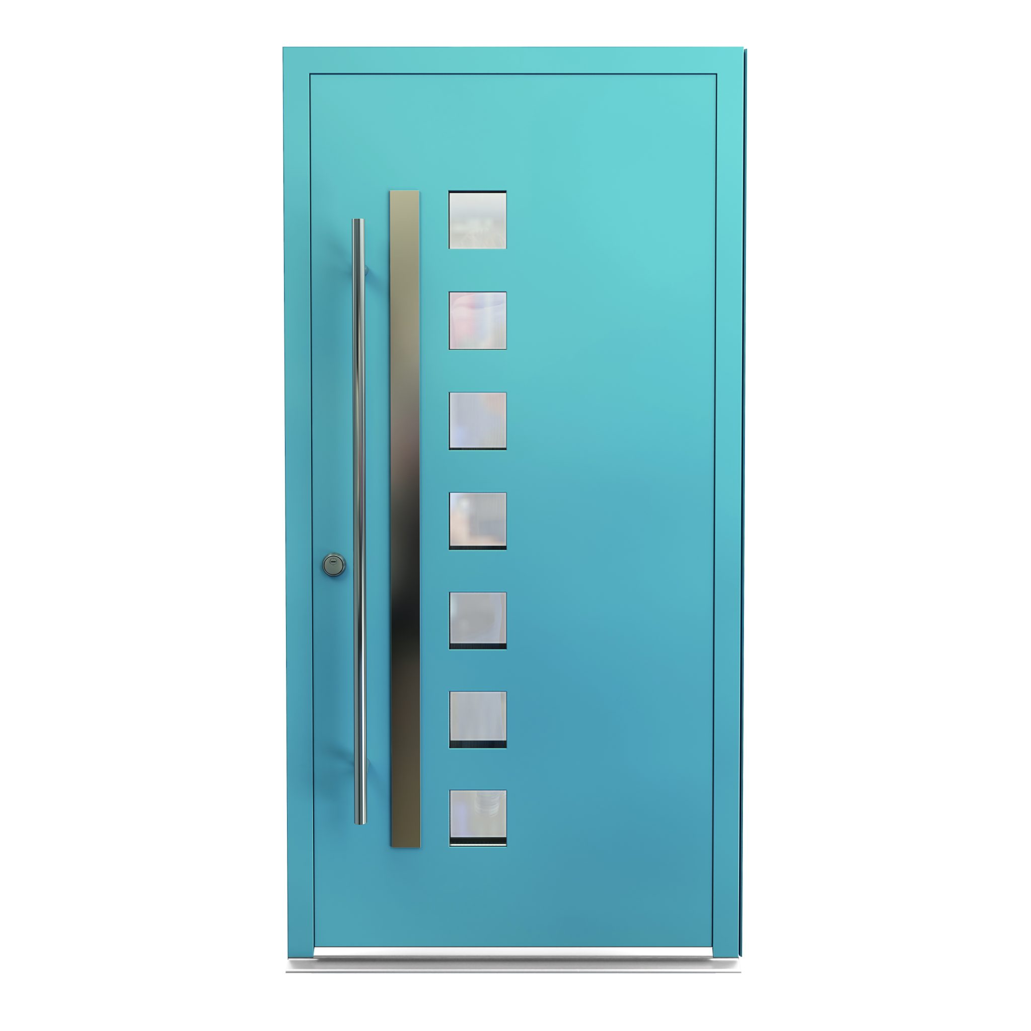 aluminium front doors Yorkshire
