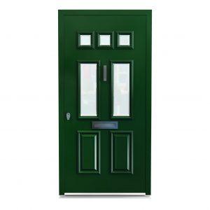 Edwardian Aluminium Door