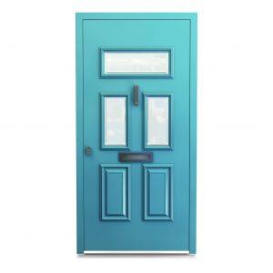 Georgian Aluminium Door