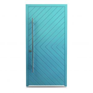 Somerton Aluminium Door
