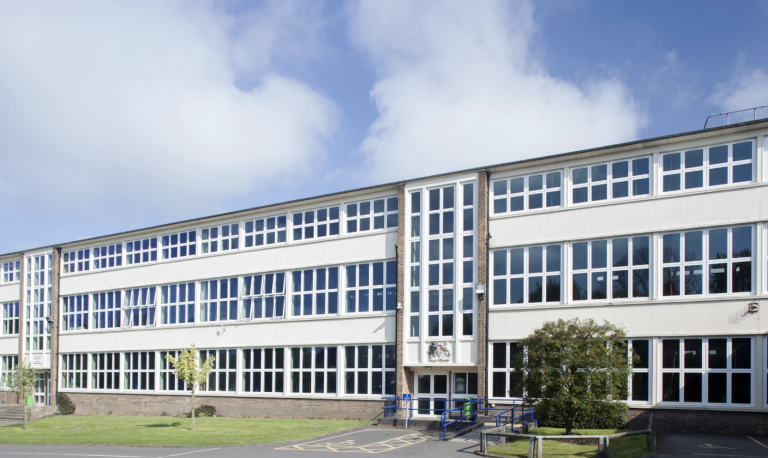 Commercial aluminium windows Sheffield