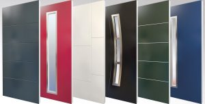 Aluminium Door panels