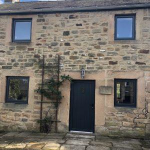 Bespoke Aluminium Door & windows Derbyshire
