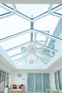 Lantern Roof White
