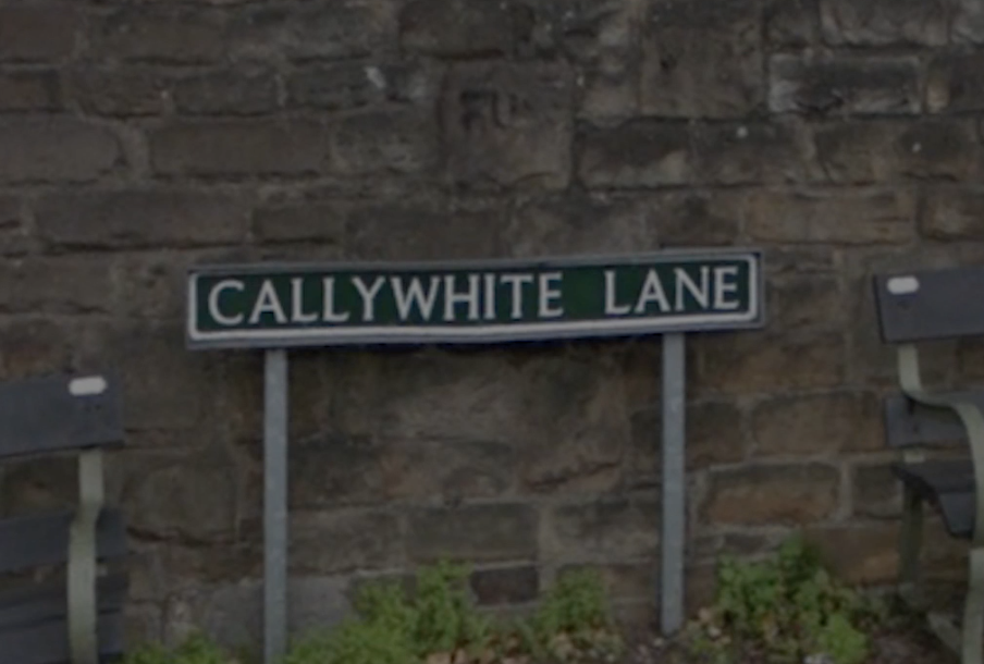 Callywhite Lane, Dronfield