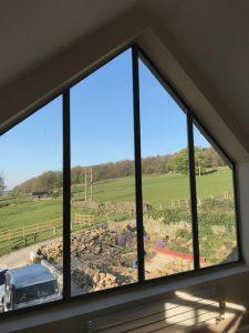 Derbyshire Aluminium Window