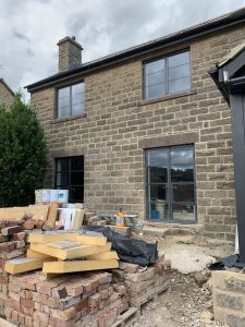 Crittal style windows Derbyshire