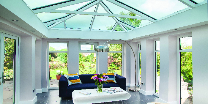 sky light and bifold doors south yorkshire