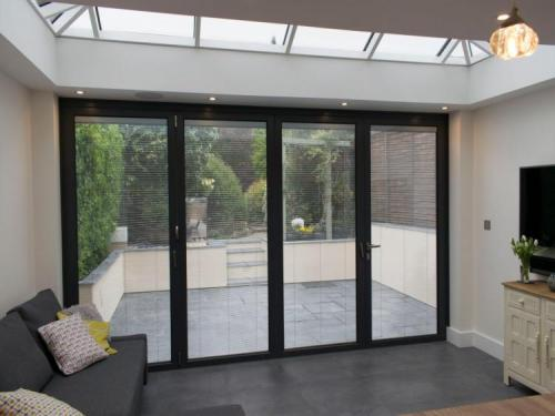 Bifold Door Sheffield 4 panel bifold door